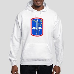 SSI -172nd Infantry Brigade Hooded Sweatshirt