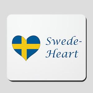 Swede-Heart Mousepad