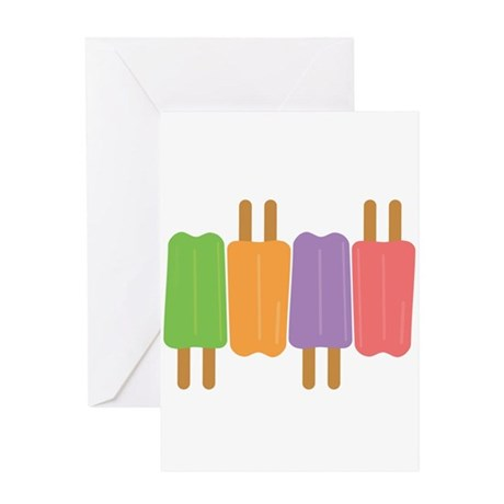 Popsicle Greeting Card