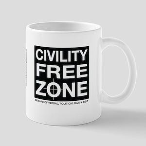 Civil Free Zone Mug