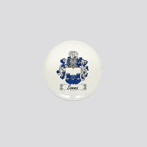 Somma Coat of Arms Mini Button
