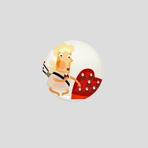 CUPID {20} Mini Button