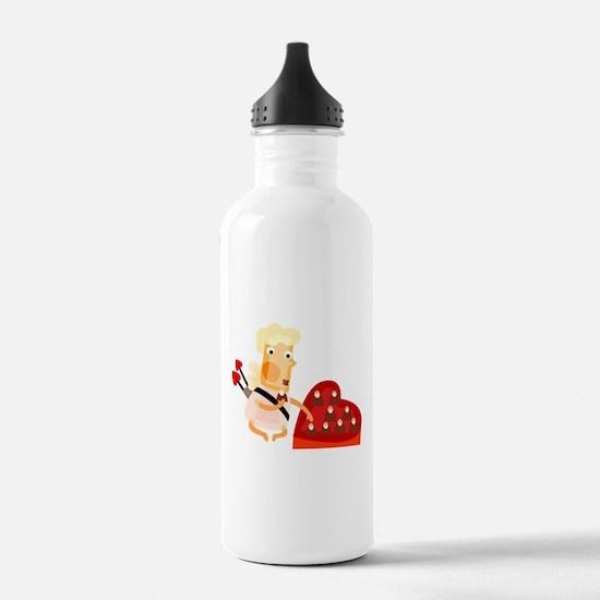 CUPID {20} Water Bottle