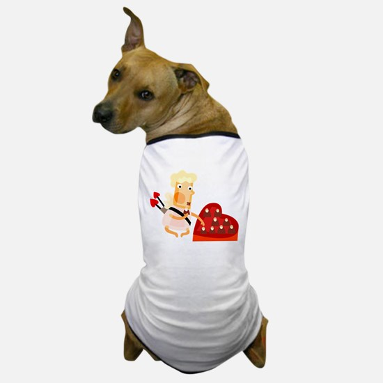 CUPID {20} Dog T-Shirt