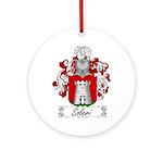 Soleri Family Crest Ornament (Round)