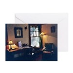 Art & Crafts Computer greeting cards (Pk of 10)