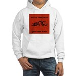 GOD OF RAIN Hooded Sweatshirt