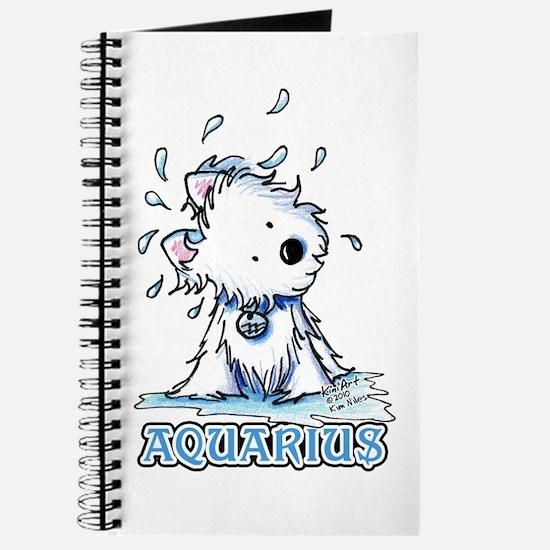 Aquarius Westie Journal