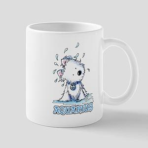 Aquarius Westie Mug