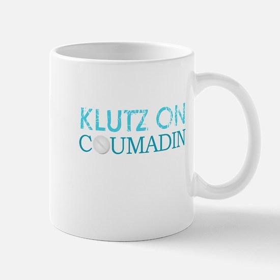 Klutz on Drugs Mug