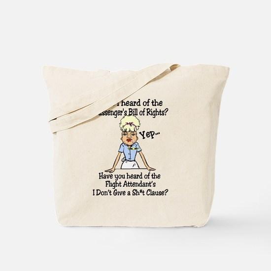 Yep... Tote Bag
