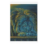 Temple Lion Postcards (Package of 8)