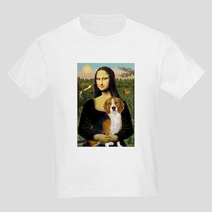 Mona and her Beagle Kids T-Shirt