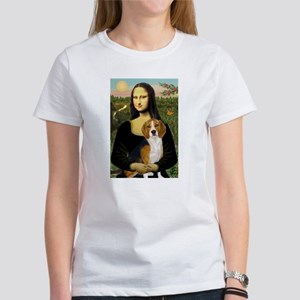 Mona and her Beagle Women's T-Shirt