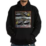 Fantasy To Reality Hoodie (dark)