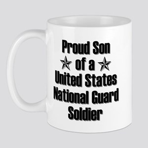 Proud NG Son Star Mug