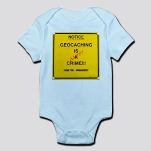 Cache Crime Infant Bodysuit
