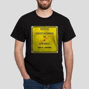 Cache Crime Dark T-Shirt