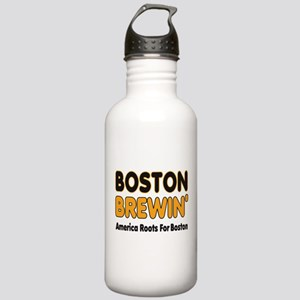 Boston Brewin' Stainless Water Bottle 1.0L