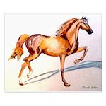 "Saddlebred, 16"" x 20"" Small Poster"