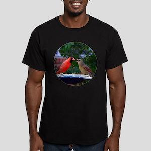 Cardinals Men's Fitted T-Shirt (dark)
