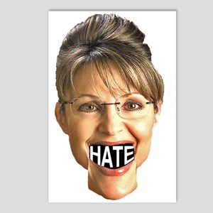 Hate Speech Postcards (Package of 8)