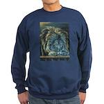 Temple Lion Sweatshirt (dark)