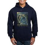Temple Lion Hoodie (dark)