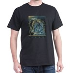 Temple Lion Dark T-Shirt