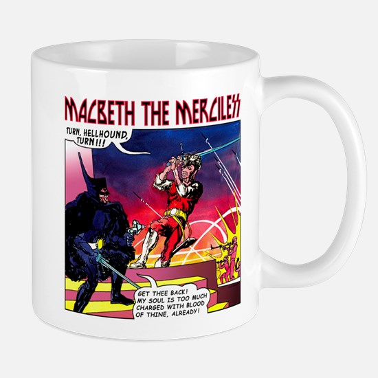 Cute Shakespeare macbeth Mug