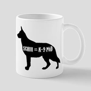 SchIII = K-9 Phd Mug
