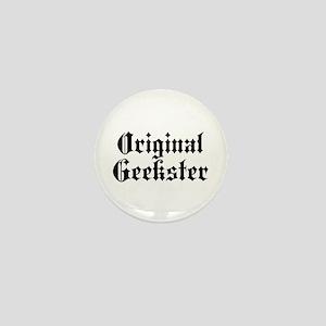 Original Geekster Mini Button
