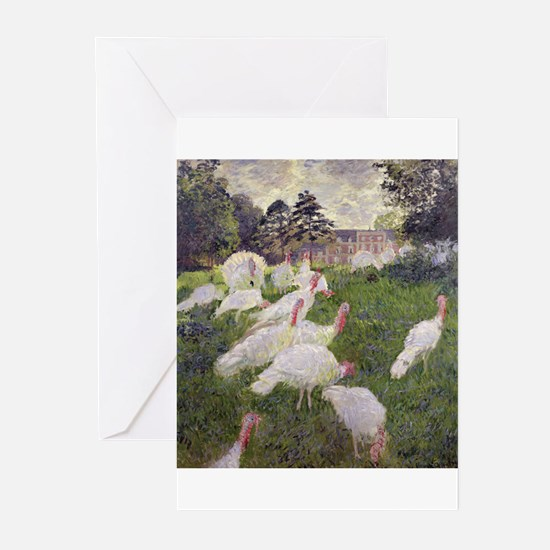 Funny Monet Greeting Cards (Pk of 20)