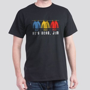 Trek Laundry He's Dead Jim Dark T-Shirt