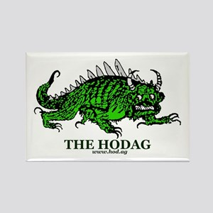 Rhinelander Hodag Rectangle Magnet