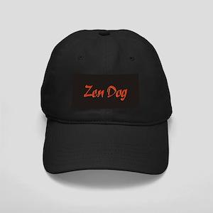 Zen Dog Black Cap