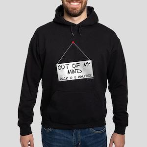 Out of Mind Hoodie (dark)