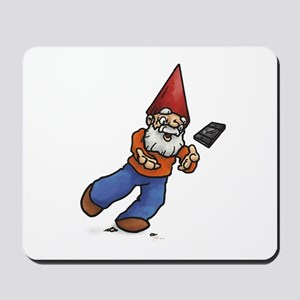 Lucky Hands Gnome Mousepad
