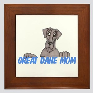 NBlu GD Mom Framed Tile