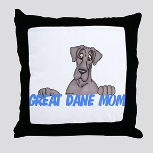 NBlu GD Mom Throw Pillow
