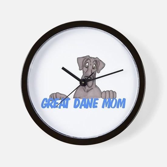 NBlu GD Mom Wall Clock