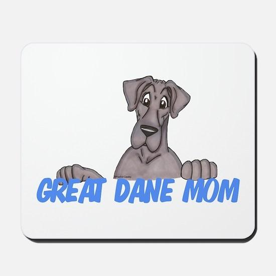 NBlu GD Mom Mousepad