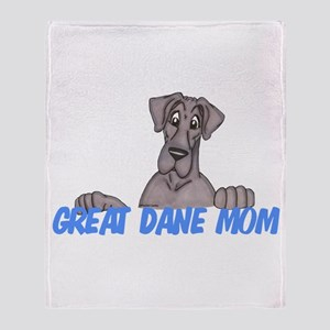 NBlu GD Mom Throw Blanket