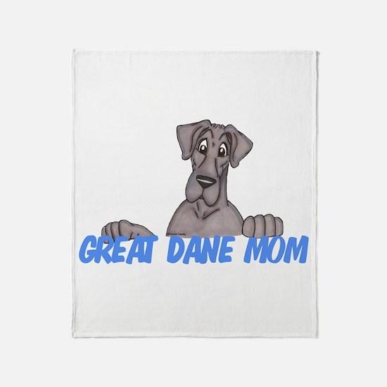 NBlu GD Mom Throw Blanket
