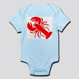 lobster Infant Bodysuit