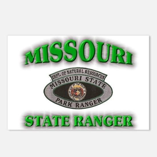 Missouri Park Ranger Postcards (Package of 8)