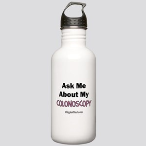 Colonoscopy Stainless Water Bottle 1.0L