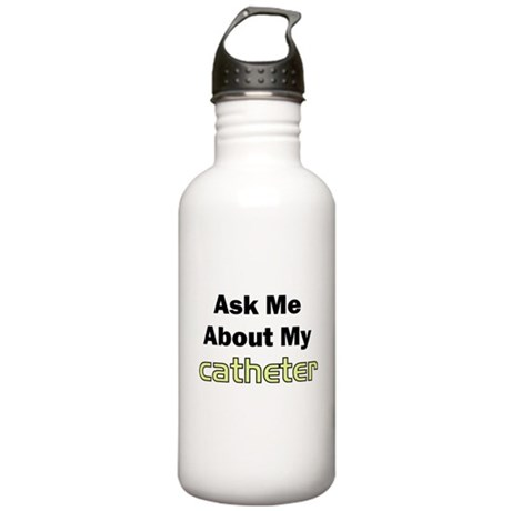 Catheter Stainless Water Bottle 1.0L