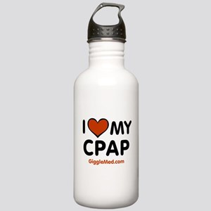 CPAP Love Stainless Water Bottle 1.0L