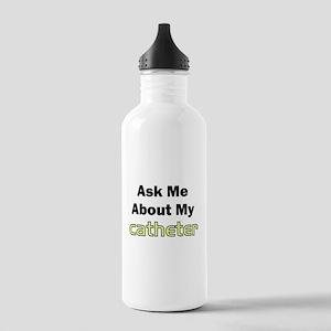 Catheter Stainless Water Bottle 1.0L